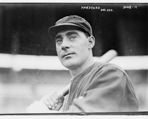 Charlie Hanford (LIBRARY OF CONGRESS, BAIN COLLECTION)