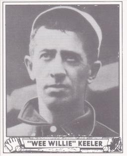 Wee Willie Keeler (TRADING CARD DB)
