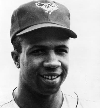 Frank Robinson (NATIONAL BASEBALL HALL OF FAME LIBRARY)