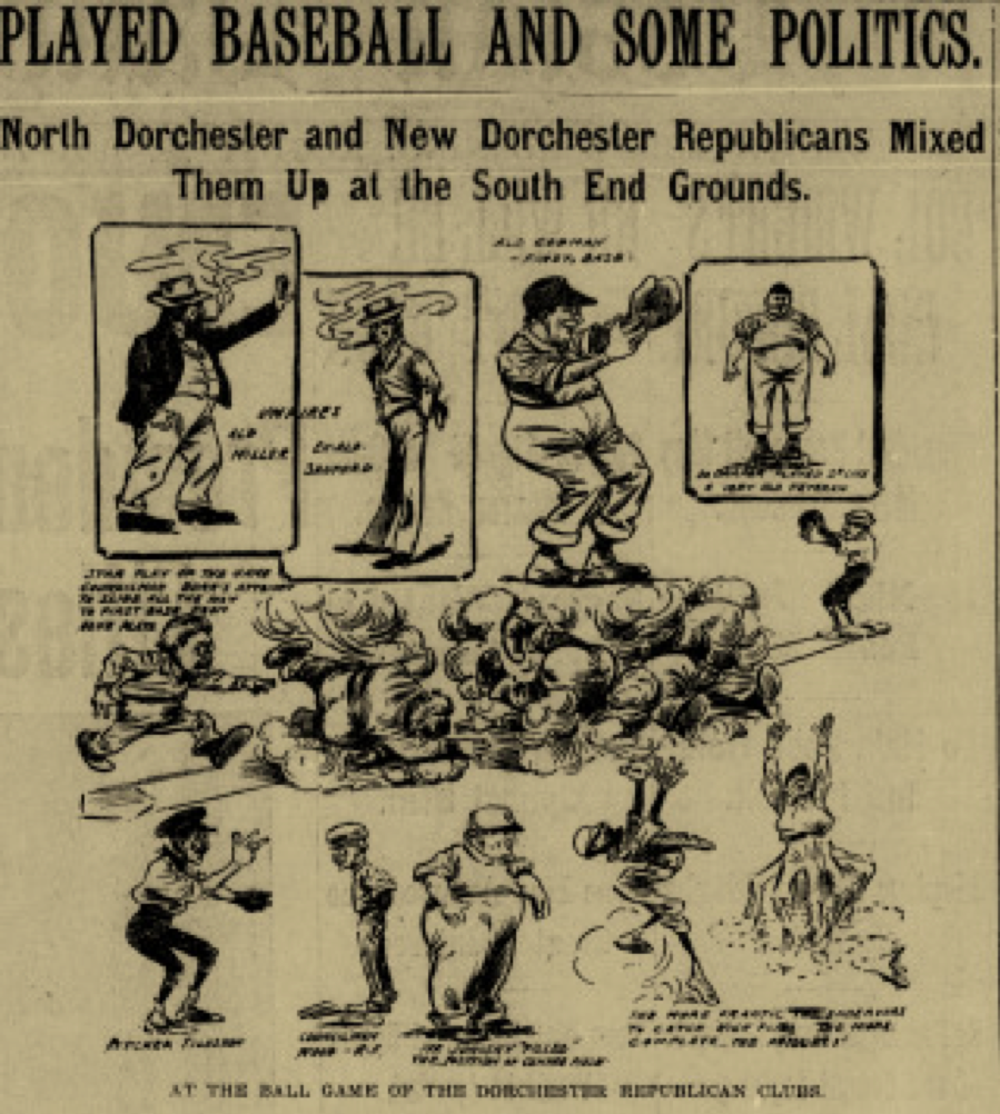 Boston Globe, 1902