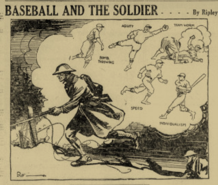 Boston Daily Globe, March 9, 1918:17.