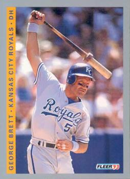 George Brett (TRADING CARD DB)