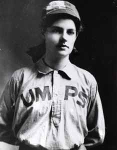 Amanda Clement (NATIONAL BASEBALL HALL OF FAME LIBRARY)