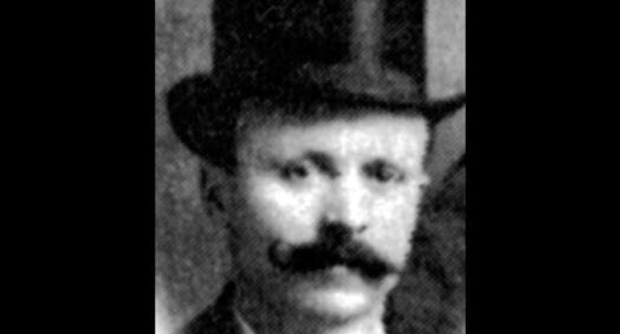 Robert H. Dunbar, world famous curling champion