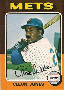 Cleon Jones (THE TOPPS COMPANY)