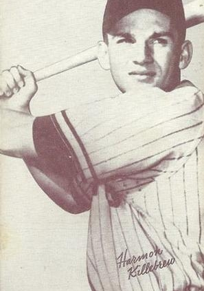 Harmon Killebrew (TRADING CARD DB)