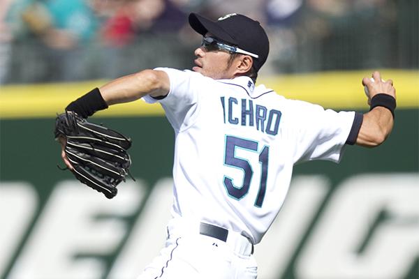 Ichiro Suzuki (SEATTLE MARINERS)