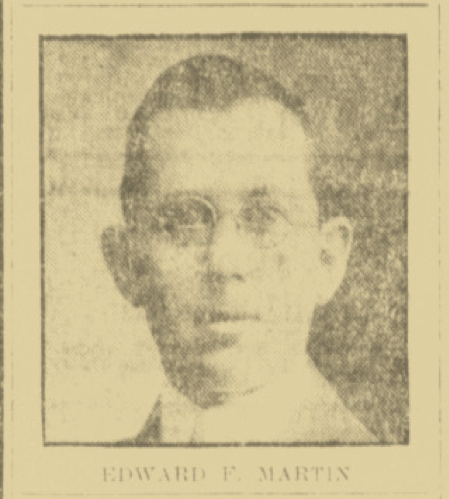 Edward Martin (BOSTON GLOBE)