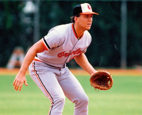 Cal Ripken (NATIONAL BASEBALL HALL OF FAME LIBRARY)