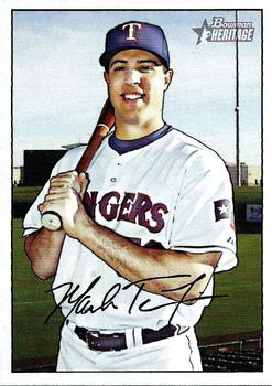 Mark Teixeira (TRADING CARD DB)