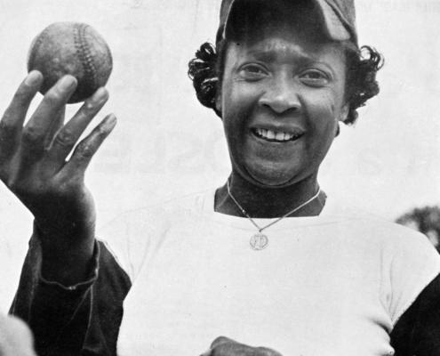 Toni Stone (NATIONAL BASEBALL HALL OF FAME LIBRARY)