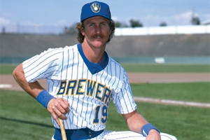 Robin Yount (THE TOPPS COMPANY)