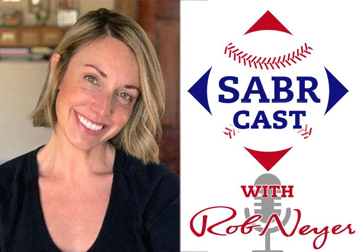 SABRcast #78: Anika Orrock