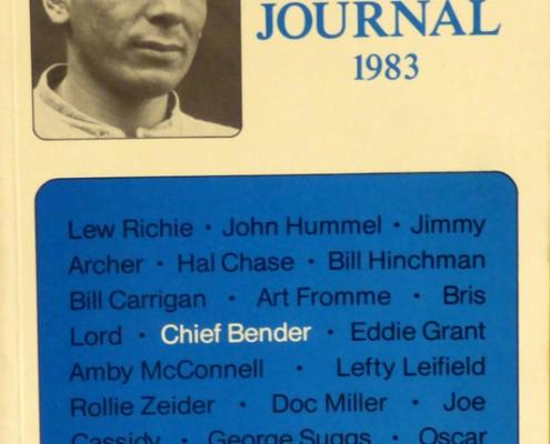 Baseball Research Journal #12 (1983)