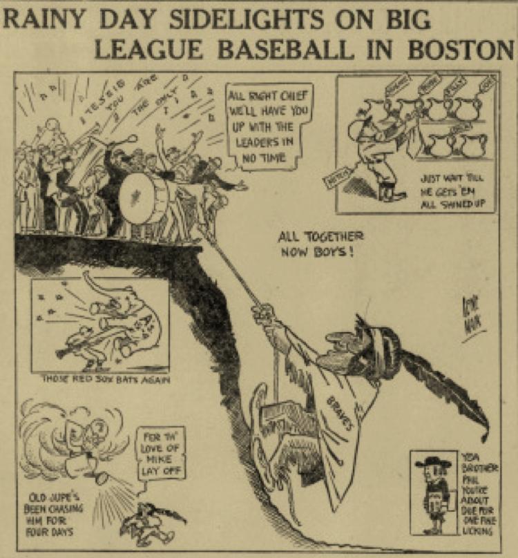Boston Daily Globe, April 21, 1922:18.