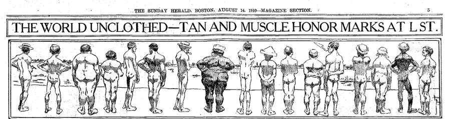 Boston Herald, August 14, 1910
