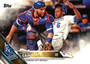 Lorenzo Cain (THE TOPPS COMPANY)