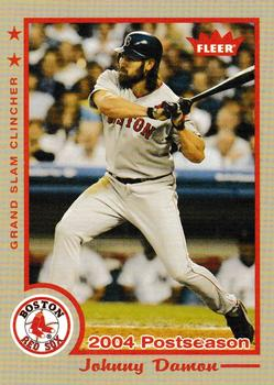 Johnny Damon (TRADING CARD DB)