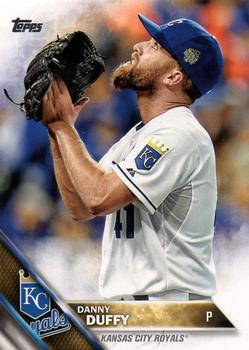 Danny Duffy (THE TOPPS COMPANY)