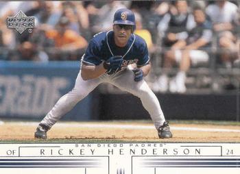 Rickey Henderson (TRADING CARD DB)