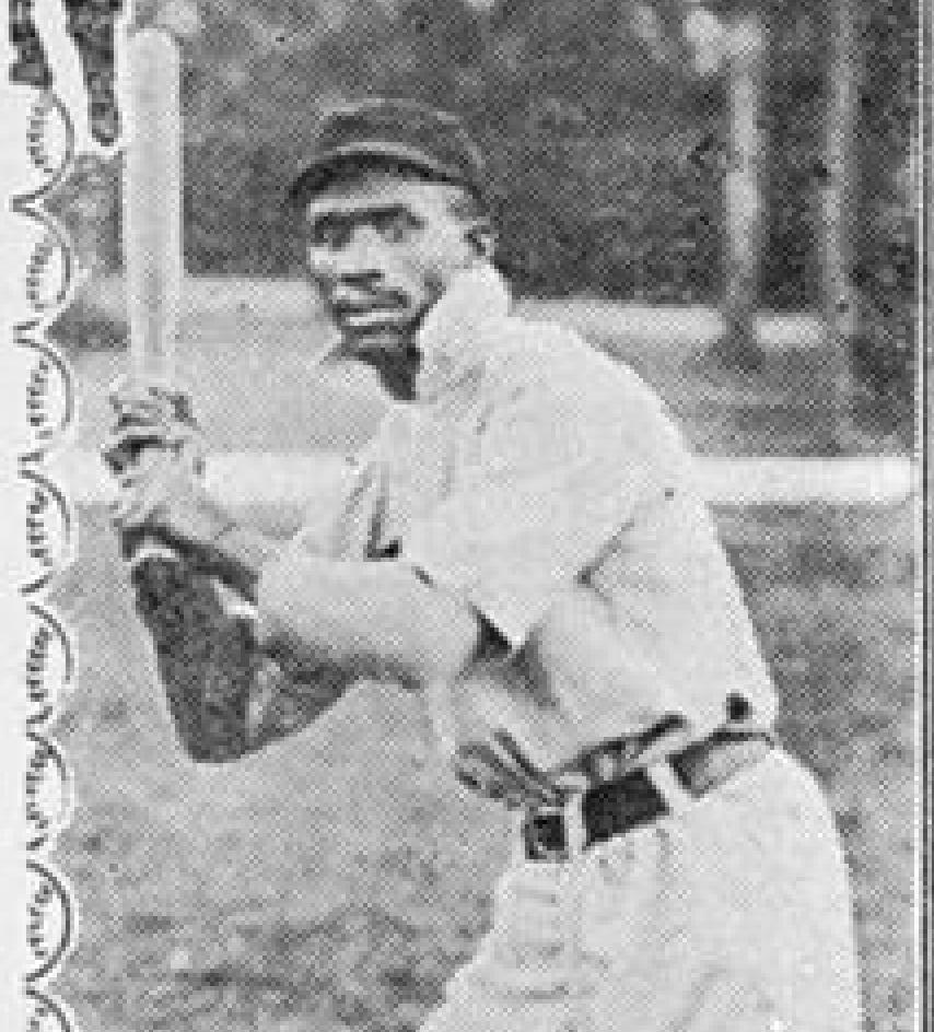 "Grant ""Home Run"" Johnson"