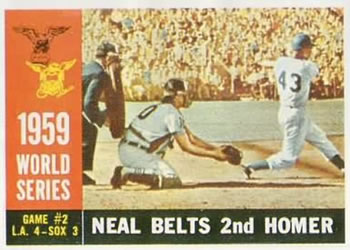Charlie Neal (THE TOPPS COMPANY)