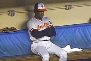 Frank Robinson, 1988 (COURTESY OF MLB.COM)
