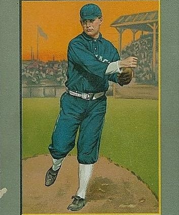 Big Ed Walsh (TRADING CARD DB)