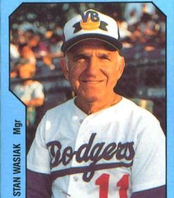 Stan Wasiak (TRADING CARD DB)