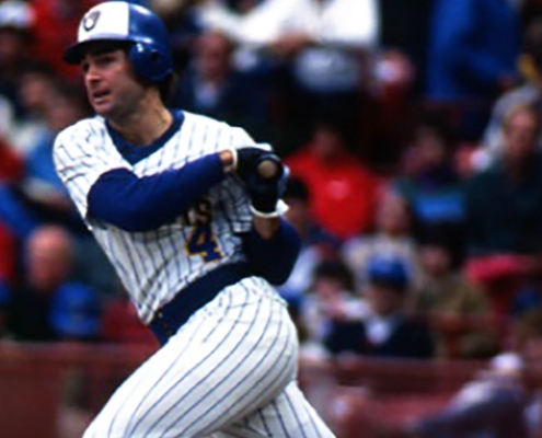 Paul Molitor (COURTESY OF THE MILWAUKEE BREWERS)