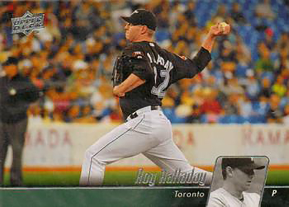 2010 Upper Deck: Roy Halladay