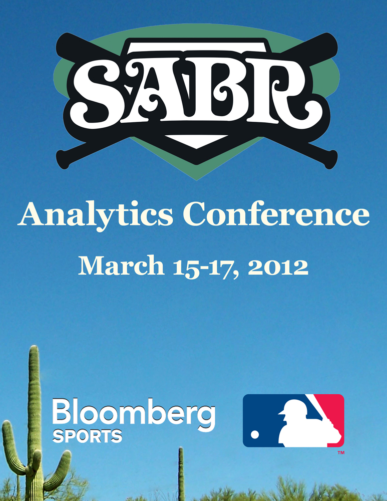 2012 SABR Analytics Conference
