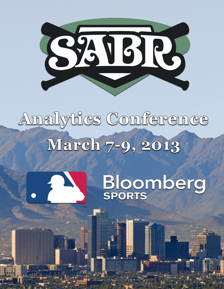 2013 SABR Analytics Conference