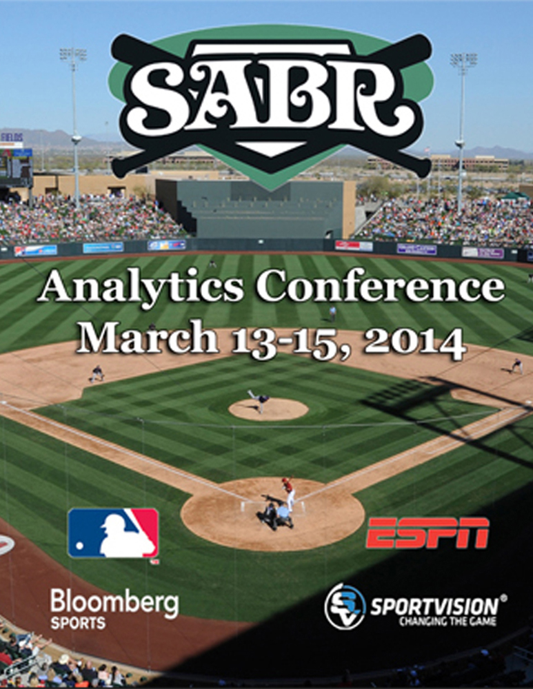 2014 SABR Analytics Conference