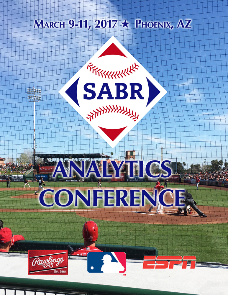2017 SABR Analytics Conference