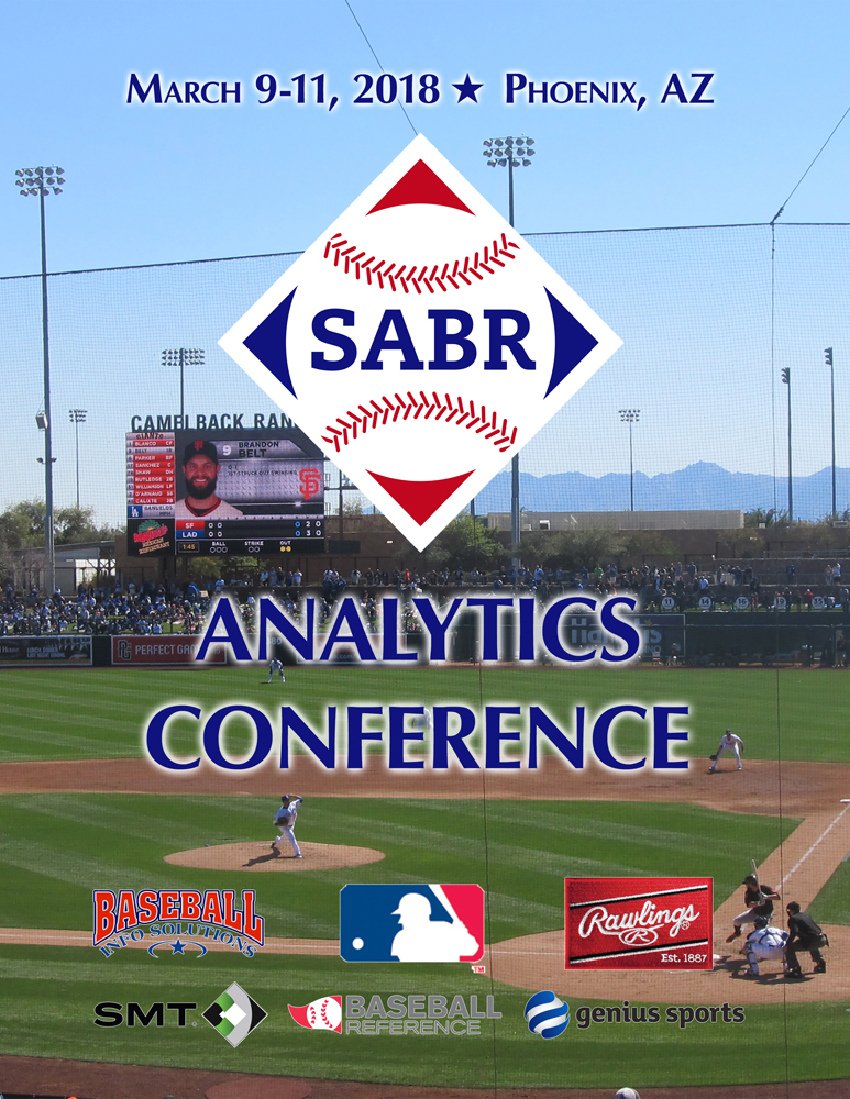 2018 SABR Analytics Conference