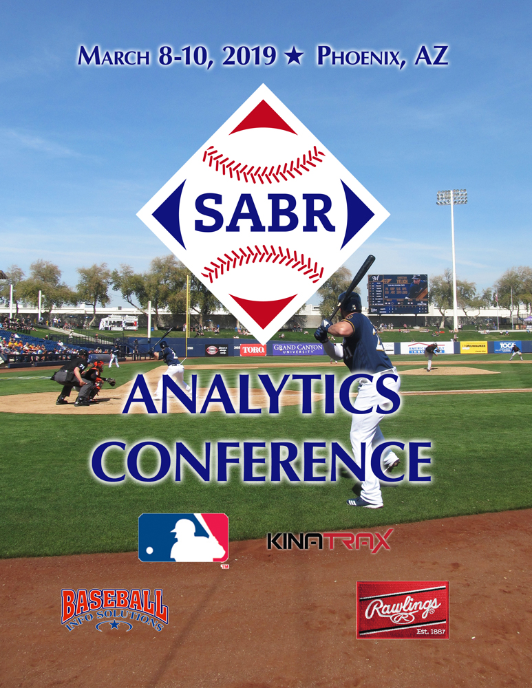 2019 SABR Analytics Conference