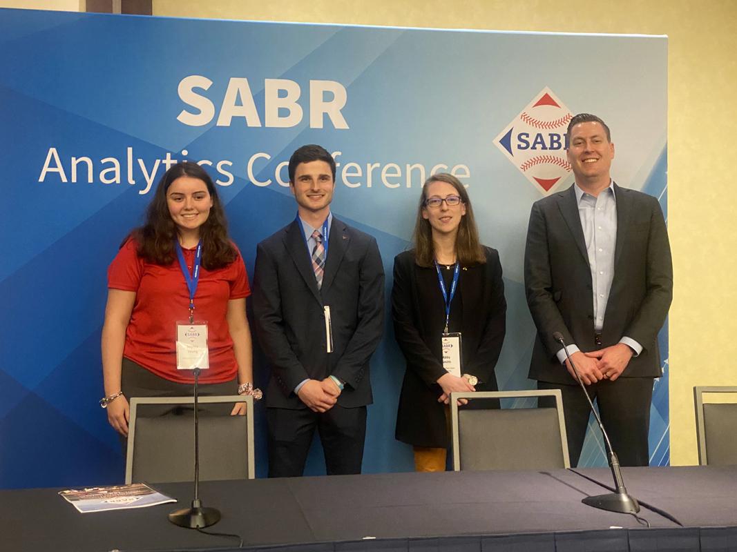 2020 SABR Analytics Yoseloff Scholars