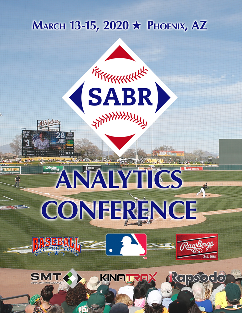 2020 SABR Analytics Conference