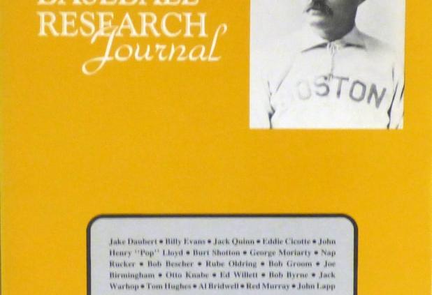 Baseball Research Journal #13 (1984)