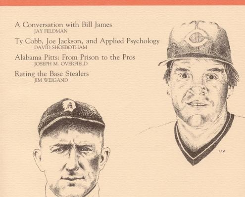 Baseball Research Journal #14 (1985)