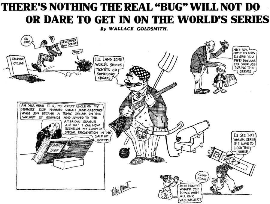 Boston Daily Globe, September 9, 1912:6