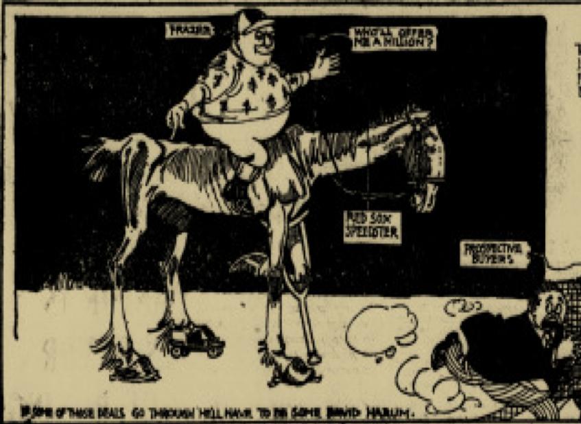 Wallace Goldsmith, Boston Post, December 16, 1921:22.