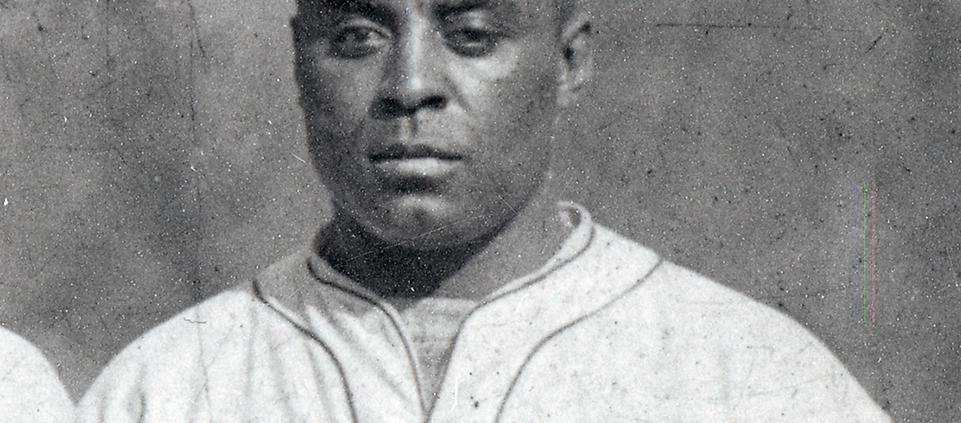 Oscar Charleston (NATIONAL BASEBALL HALL OF FAME LIBRARY)