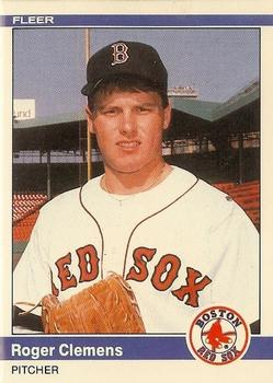 Roger Clemens (TRADING CARD DB)