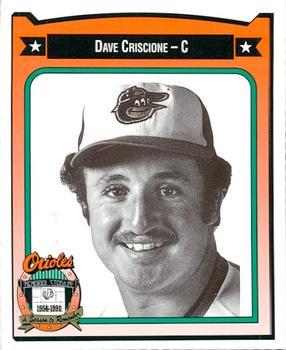 Dave Criscione (TRADING CARD DB)