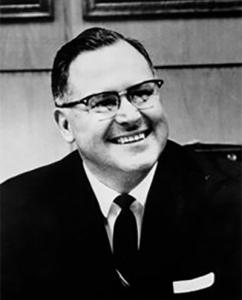 Bob Howsam (NATIONAL BASEBALL HALL OF FAME LIBRARY)