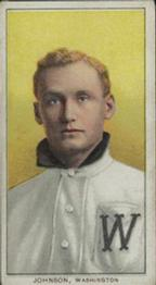 Walter Johnson (TRADING CARD DB)
