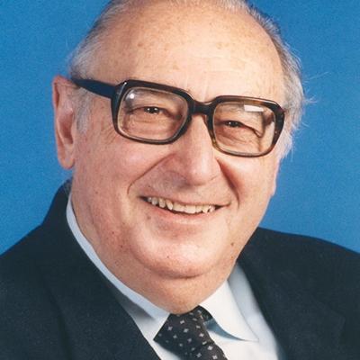 Leonard Koppett (NATIONAL BASEBALL HALL OF FAME LIBRARY)