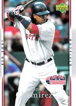 Manny Ramirez (TRADING CARD DB)